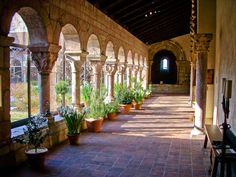 Another favorite place: The Cloisters, NYC