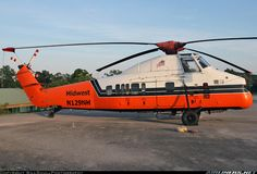 Sikorsky S-58JT - Midwest | Aviation Photo #3987035 | Airliners.net