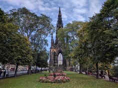 Scott Monument-Edinburgh