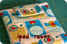 one shabby chick: An iPad cover tutorial