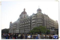 Viagens e Beleza: Um café no Taj!