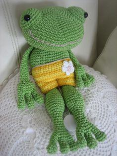 Weiteres - Spieluhr Frosch FROGGY zauberhafte Welt d. Amelie - ein Designerstück von SaBras bei DaWanda