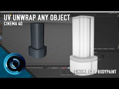 UV Unwrap Any Object In Cinema 4D - YouTube