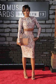 Alicia Quarles, VMA 2013