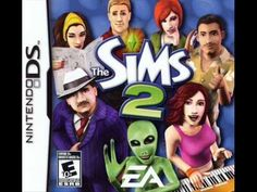 The Sims 2 (DS) Music - Manager's Suite