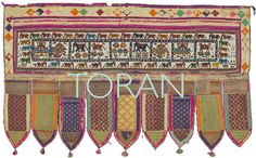 prov-e-nance \ˈpräv-nən(t)s,ˈprä-və-ˌnän(t)s\noun. the place of origin or  earliest known history of something.  Guest edited byJacqueline Wein, Tokyo Jinja IMAGE | Antique Toran via The  Textile Museum of Canada  A number of years ago I spied a charming doorway textile at the home of a  dear friend. Clearly Indian in origin, it was a rectangular banner with  small fabric flaps hanging down and tiny mirrors embedded in the pattern.  She told me it was a toran, a hand embroidered ...