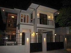 Philippines modern house exterior design