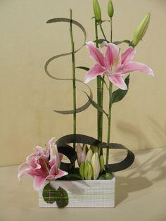 Tropicals on Pinterest | Tropical Flower Arrangements, Ikebana and ...