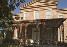 The Stephen D. Lee Home and Museum (c.1847) Home Tour (Columbus, MS)