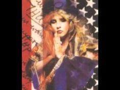 Cheaper than Free - Stevie Nicks Lyric Video
