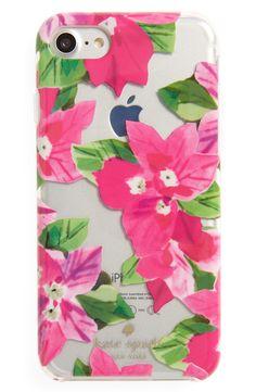 New kate spade new york bougainvillea iPhone 7 case fashion online. [$26.8]?@shop.seehandbags<<