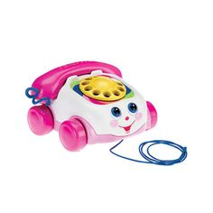 Fisher-Price - Chatter Phone - Pink