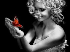 Damien Escobar - Awaken - YouTube Black White Red, Black White Photos, Black And White Photography, Splash Photography, Butterfly Effect, Butterfly Kisses, Butterflies, Colorful Pictures, Beautiful Pictures