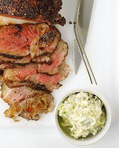 Garlic and Herb Steak Butter