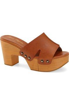 Robert Clergerie 'Cetri' Platform Sandal (Women) available at #Nordstrom