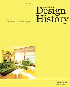 Journal of Design History   Vol.30, Num.1 https://academic.oup.com/jdh/issue/30/1
