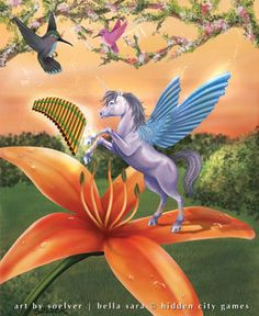 Hummingbird - Royalty by soelver on DeviantArt Cute Horses, Animal Games, Fairy Art, Horse Art, Fantasy Artwork, Mythical Creatures, Hummingbird, Royalty, Deviantart