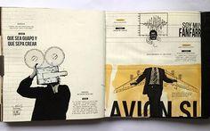 Libro Objeto | Ringo Bonavena on Behance Collages, Collage Art, Layout Design, Print Design, Glitch Art, Branding, Graphic Design Illustration, Moleskine, Paper Design