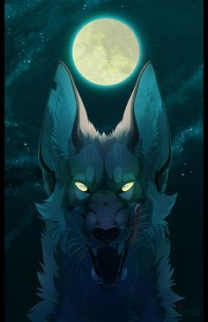 Son of the Moon by Kaylink on @DeviantArt