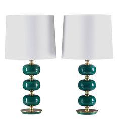Pair of Swedish Table Lamps by Stilarmatur Tranås 1