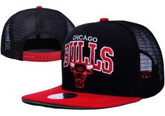 NBA Chicago Bulls Mesh Snapback Net Caps Hats Caps Black NewEra 2172|only US$8.90,please follow me to pick up couopons.