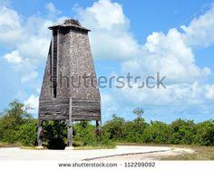 Bat Tower, Sugarloaf Key, Florida Keys