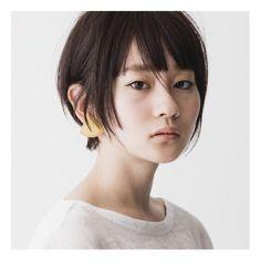 HAIR STYLIST▶GARDEN Tokyo/China Akiba #CYAN #HAIRSTYLE #HAIRSALON #SHORTHAIR #JAPANESEGIRL #ショートヘア #ヘアカタログ #ヘアアレンジ #髪型