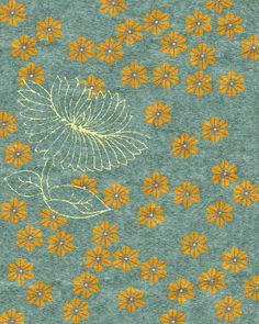 Flower Power - Gary Cruz Studio - #GoodWeave certified child-labor-free rug