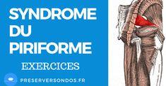 Syndrome du Piriforme - Causes, Symptômes, Traitement et Exercices Trigger Points, Gluteal Muscles