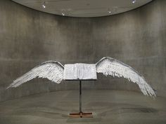 Anselm Kiefer - Book With Wings