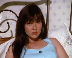 """I got Brenda Walsh! Which """"Beverly Hills, Character Are You? Shannon Dorothy, Serie Charmed, 90210 Fashion, Clueless Outfits, Shannen Doherty, Melrose Place, Celebrity Skin, Saved By The Bell, Beverly Hills 90210"""