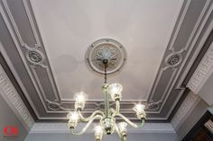Original ceiling, architecture, royal property for sale in Barcelona, apartment for sale in Barcelona, oibarcelona.com