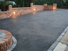 The Driveway The driveway has an important part in enhancing the appearance of your premises. Besides being the major entrance to your property, the d. Resin Driveway, Driveway Paving, Driveway Landscaping, Modern Landscaping, Driveway Gate, Asphalt Driveway, Front Garden Ideas Driveway, Driveway Design, Front Yard Fence