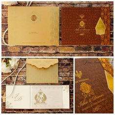 Vinas invitation . Traditional. Wedding invitation. Wedding design . Flower theme. Shabby chic design. Any question pls visit us at website www.vinasinvitation.com.  Courtesy of Icha & Dimaz