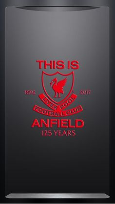 This is Anfield 125 years Liverpool Anfield, Liverpool Fans, Liverpool Football Club, Liverpool Fc Wallpaper, Liverpool Wallpapers, Sports Wallpapers, Iphone Wallpapers, Manchester United Team, This Is Anfield