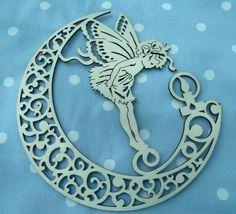 delicate angel moon