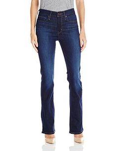 Jeans levis 512 bootcut noir