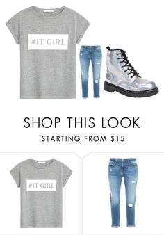 """#itgirl"" by foreverfashionfever101 on Polyvore featuring MANGO, Frame Denim and T.U.K."