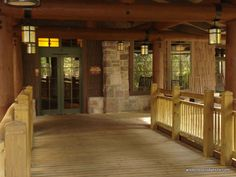 Entrance to Wilderness Lodge Villas - someday I WILL HAVE Disney Vacation Club interest here! That is my goal!