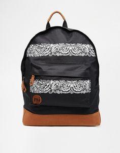 Mi-Pac+Bandana+Backpack