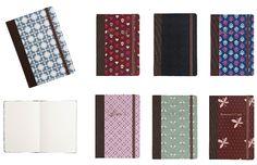 Cadernetas estampadas Joy Paper http://www.joypaper.com.br/loja/cadernos/p