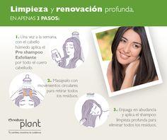 Consejos de Belleza Natura Plant . Limpieza y renovación!