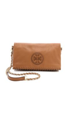 Tory Burch Marion Messenger Bag...goes with everything, love it!