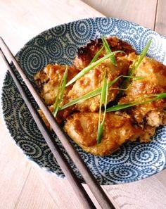 Spicy Sesame Baked Chicken