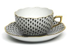 Vieux Herend Tea Cup and Saucer | Herend