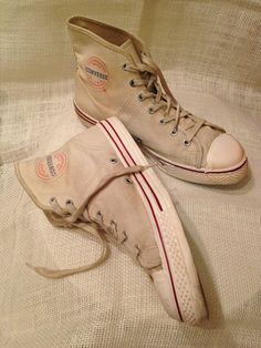 EXTREMELY RARE Vintage 1950s-1960s Converse Fastbreaks - MENS SIZE 8.5 | eBay