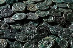 A Swiss fruit-and-vegetable farmer stumbled across more than tree roots when inspecting his cherry orchard recently, uncovering a massive trove of coins buried some 1,700 years ago, archeologists said Thursday. The trove of more than 4,000 bronze and silver coins dating back to Ancient Rome and weighing 15 kilos (33 pounds) was discovered in Ueken, in the northern canton of Aargau, the regional archeological service said, describing it as one of the biggest such treasures ever found in…