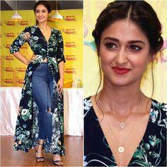 Mix and match summer casual wear Kurta Designs, Kurti Designs Party Wear, Blouse Designs, Zara Fashion, Look Fashion, Indian Fashion, Fashion Beauty, Indian Dresses, Indian Outfits