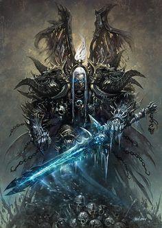 Krog the Deathfist, Orc Death Knight