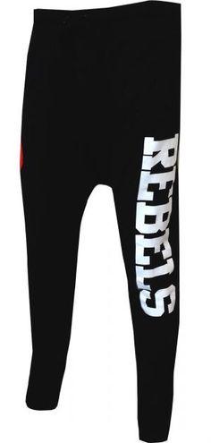Star Wars Rebel Alliance Black Jogger Pants
